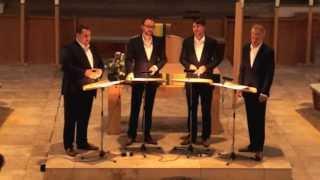 Quartonal - Bushes and Briars (Ralph Vaughan Williams)