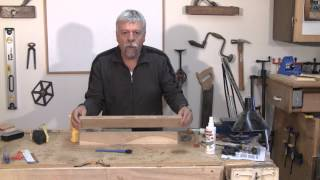 Reviewing The Rockler Glue Tool  - A Woodworkweb.com Woodworking Video