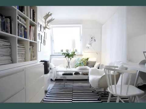 white-color-decoration-room-interior-picture-collection