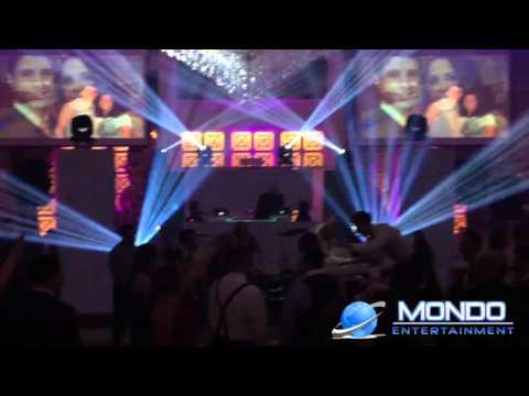 Mondo Entertainment co2 blast and  wall