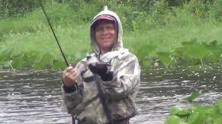 Выживание в диком Лесу Второй Столб Серия 3 Лес Охота Сибирь Медведь Тайга Хариус Таймень Природа