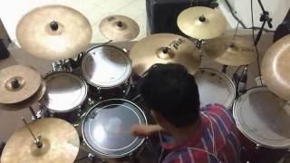 Vivo para Amarte Marcos Witt (drum cover)
