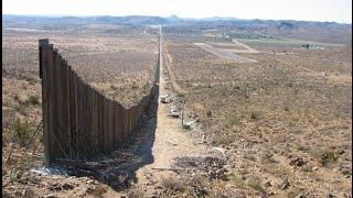 Из Мексики в США нелегально