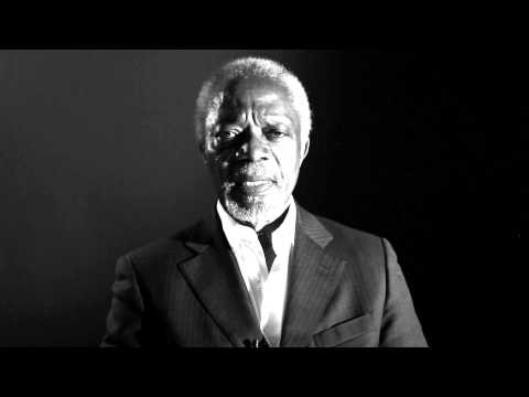 Kofi Annan: What do you see?