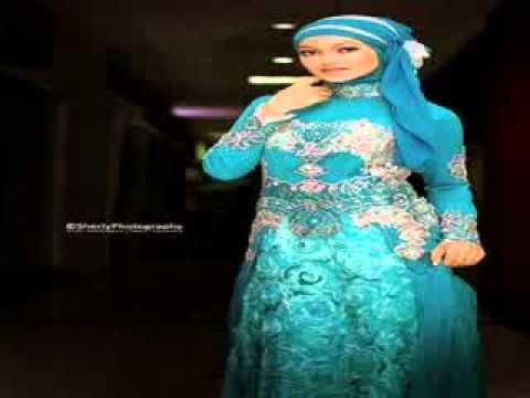 Model Kebaya Modern Warna Hijau