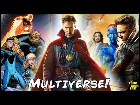 Kevin Feige CONFIRMS the Existance of the Multiverse in the MCU