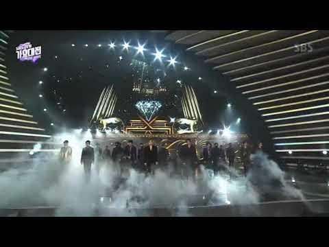 [181225] Kai Solo Dance @ 2018 SBS Gayo Daejeon#EXO #엑소