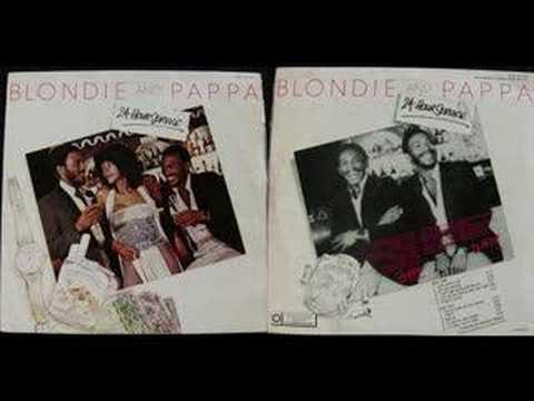 Blondie & pappa - i like it 1980 - ccp rec