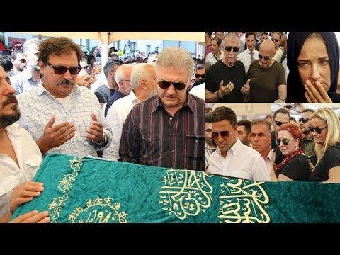 Vatan Şaşmaz Cenaze Töreni / İstanbul'da son yolculuğuna uğurlandı /