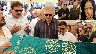 Vatan Şaşmaz Cenaze Töreni / İstanbulda son yolculuğuna uğurlandı /