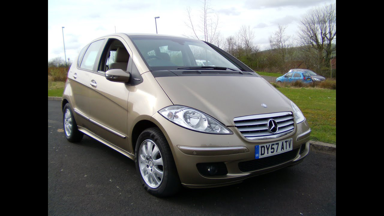 2007 mercedes a150 elegance 22k fsh now sold youtube. Black Bedroom Furniture Sets. Home Design Ideas