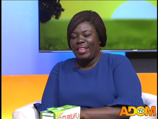 Future Life Smart Food - Badwam on Adom TV (12-12-18)