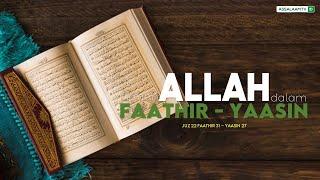 Murottal Al Qur an || Juz 22 : Faathir 31 - Yaasin 27  || Mu'allim Fuad Zen [Assalaam TVID]