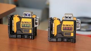 нивелир / уровень / дальномер DeWALT DCE0811D1R обзор
