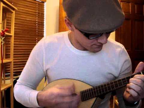 Rise by Eddie Vedder on a M-2 from Big Muddy Mandolin Co. - YouTube