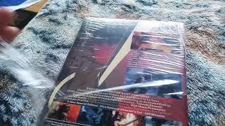 Anime unboxing AFRO SAMURAI director's cut (2007) season 1 dvd unboxing