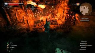 Как убить Волколака в задании Дикое сердце Ведьмак 3: Дикая Охота