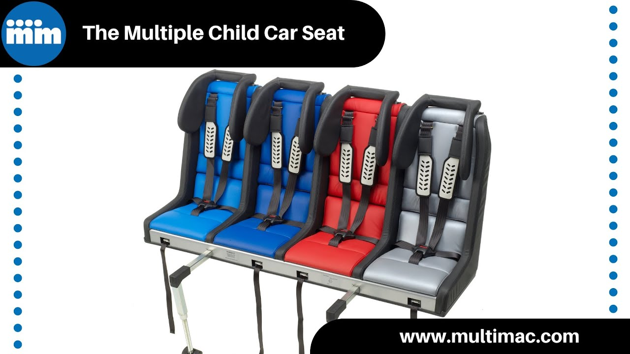 Double Seat Folding Chair