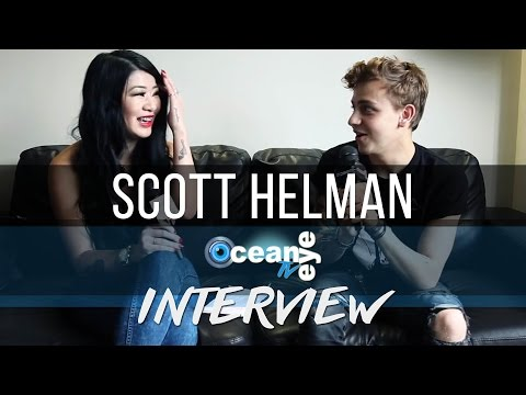 Scott Helman - Interview Vancouver 2015