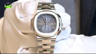 Patek Philippe At Baselworld 2014: Two Special New Products