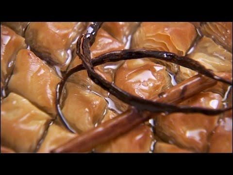 How To Make Baklava - Rude Boy Food - BBC Food