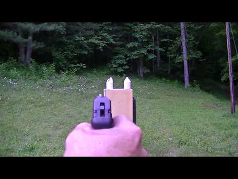 Ruger LCP .380 range review