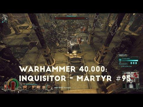 Investigative Action - Assault Gunner | Let's Play Warhammer 40,000: Inquisitor - Martyr #95