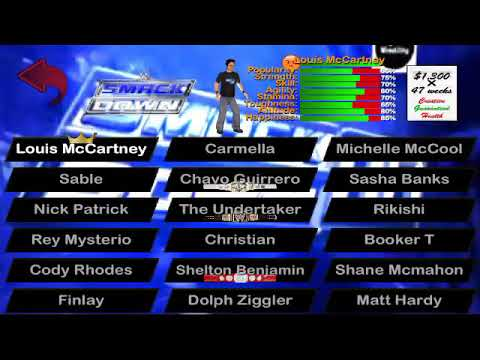 WR3D SVR 2K11 Game download! Full 2011 wrestlers with correct attires   Exhibition Unlocked 125 limit