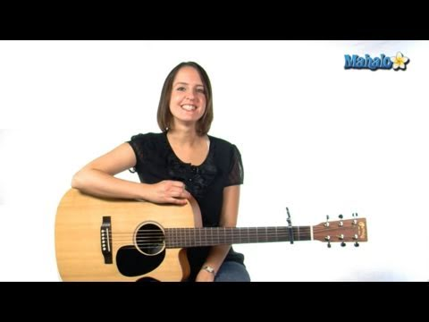 """How to Play """"Ave Maria"""" by Beyonce on Guitar"""
