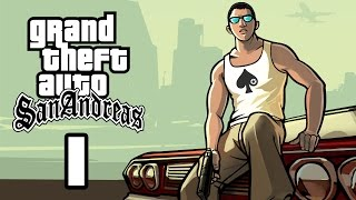 GTA San Andreas HD | Let's Play en Español | Capítulo 1