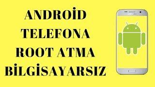 Android Telefona Format Atma Root'lu (Hard Reset) Programsız ve Bilgisayarsız!