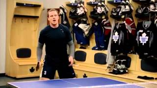 24/7 Red Wings/Maple Leafs - EP. 4 - Leafs Ping Pong Rematch