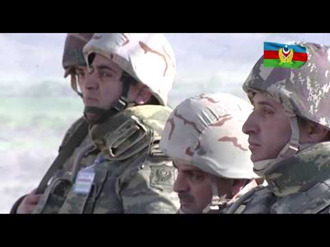 Azərbaycan Ordusunun genişmiqyaslı təlimləri   aprel 2017