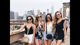 PIERWSZE SPOTKANIE Z SARĄ & PATI | NYC