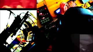 60 Seconds of Finger Drumming on Akai MPX8