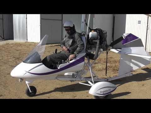 Repeat Aviomania Genesis CE gyrocopter by Giorgos K - You2Repeat