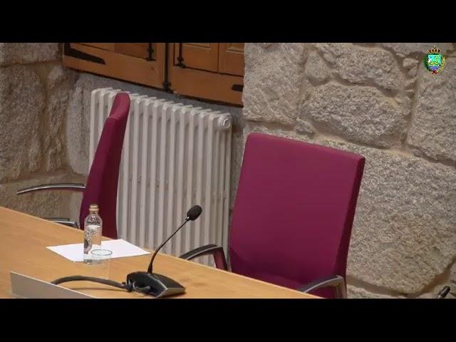 Pleno ordinario 24/09/2019