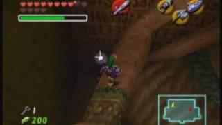 The Legend of Zelda: Ocarina of Time (Pt. 74 Spirit Temple 2 as Adult Link)