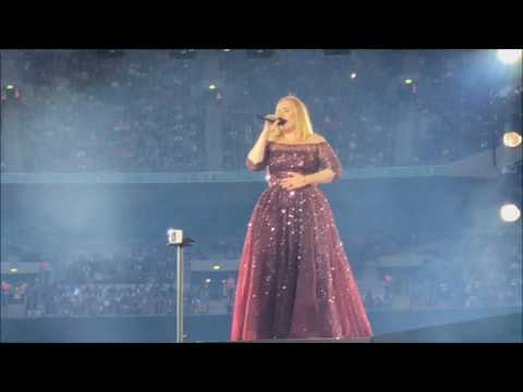 Adele - The Finale Wembley Stadium (June 29) - Full Concert