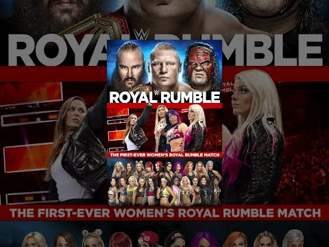 WWE: Royal Rumble 2018 Mp3