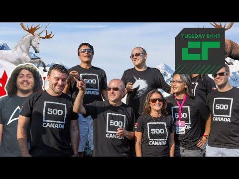 500 Startups Shuts Down Its Canada Fund | Crunch Report