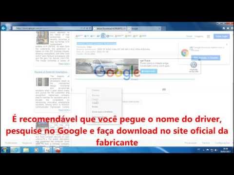 "Tutorial: Como resolver o erro ""Dispositivo desconhecido"" no Windows"