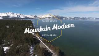 Mountain Modern Hotels – Hotel Azure