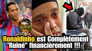 Ronaldinho est ruiné financièrement | PRIINCE TV