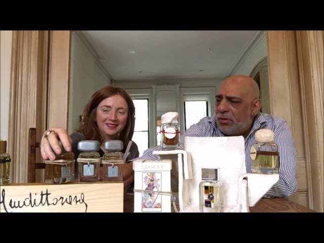 Interview with Stefania Squeglia of Mendittorosa Odori d'Anima + Full Bottle GIVEAWAY (CLOSED)