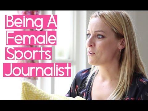 Sam Lane: Being A Female Sports Journalist