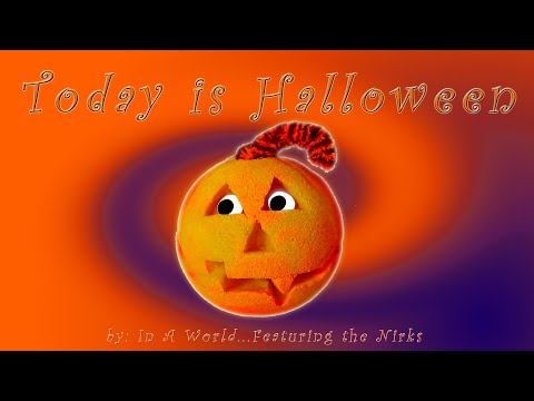 Today is Halloween  A song for Kids   artist In A World from the 13 Nights of Halloween album