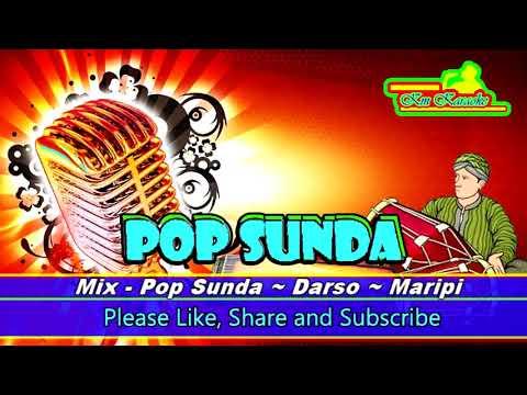 Mix   Pop Sunda ~ Darso ~ Maripi  Karaoke Tanpa Vokal