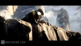 Skyrim The Dragonborn Comes Cinematic Trailer