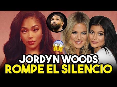 ULTIMA HORA Jordyn Woods ROMPE EL SILENCIO Y Habla Sobre Su TRAICION A Las Kardashians